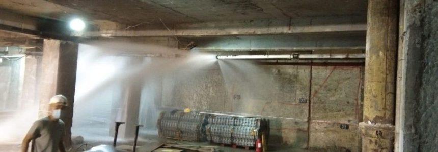 【創業停水】商場爆食水喉 創業全座停水 預計四時回復供水